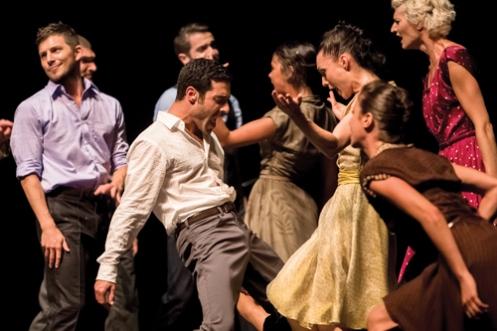 Ballet jazz de Montreal's Harry